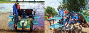 Rice Transplanter-tile